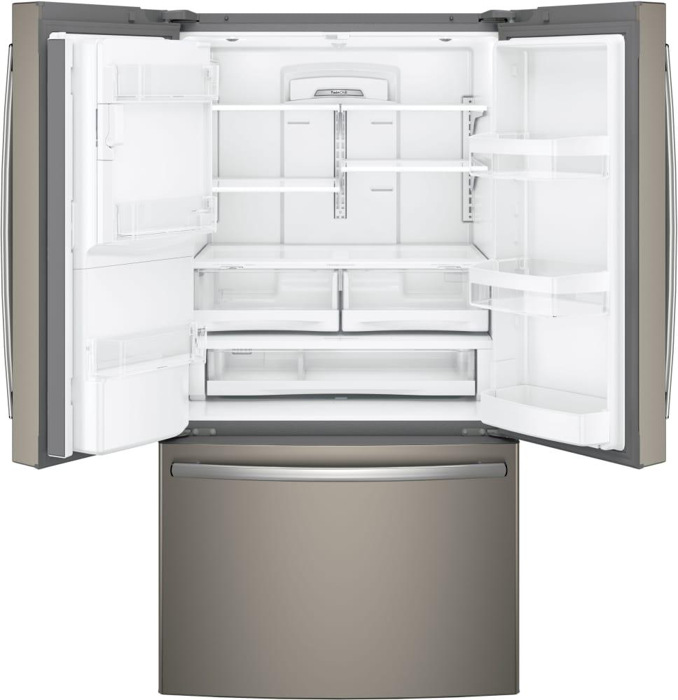 Ge Gfe28gmkes 36 Inch Smart French Door Refrigerator With