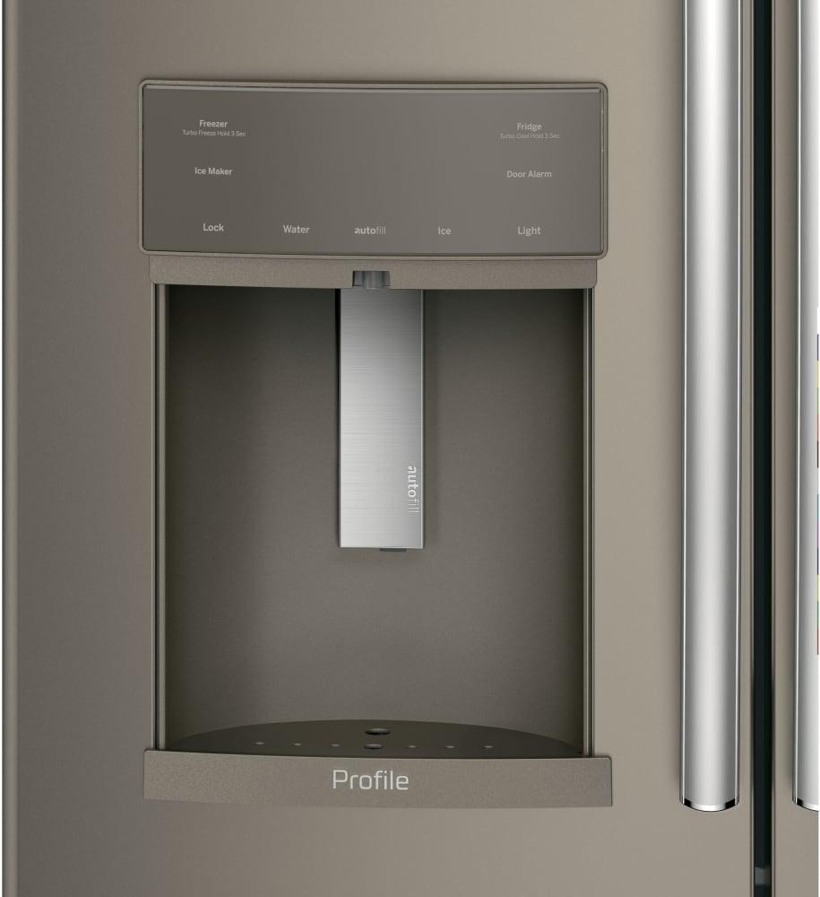 Ge Pye22kmkes 36 Inch Counter Depth French Door