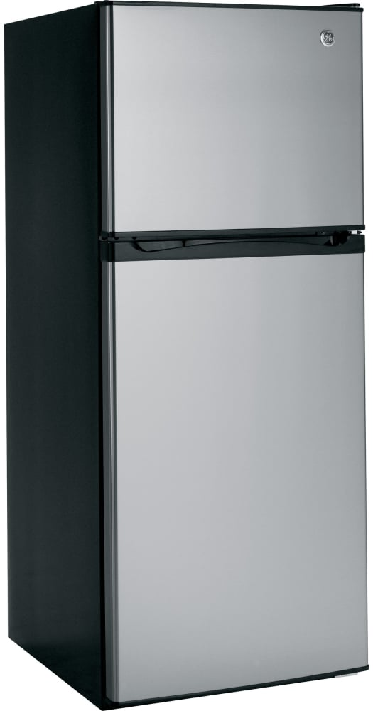 GE GPE12FSKSB 24 Inch Top-Mount with 11.6 cu. ft. Capacity, LED ...