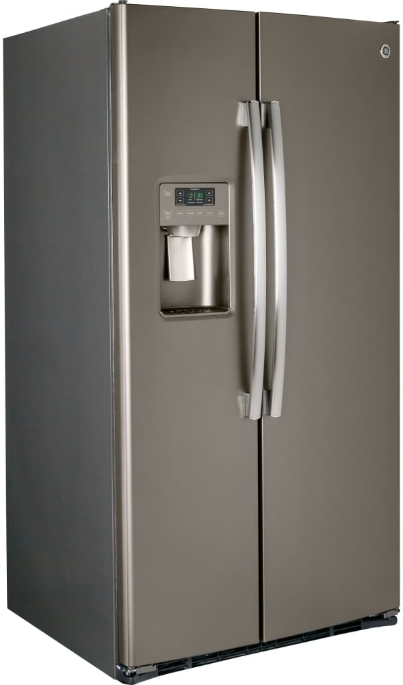 Ge Gss23gmkes 33 Inch Side By Side Refrigerator With Ice