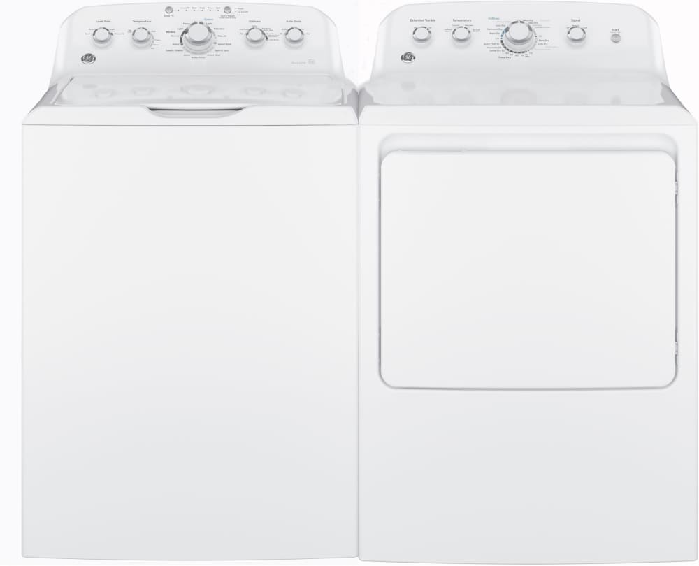 Hotpoint Top Loading Washing Machine Ge Gtw460asjww 27 Inch 42 Cu Ft Top Load Washer With 14 Wash
