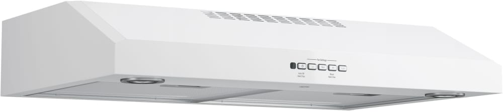 ge jvx5300 30 inch under cabinet range hood in white from ge - Under Cabinet Range Hood