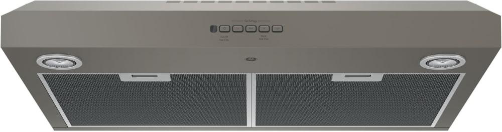 GE JVX5300EJES 30 Inch Under Cabinet Range Hood with 4 Speeds, 300 ...