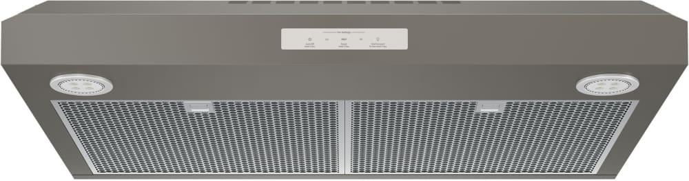 GE PVX7300EJES 30 Inch Under Cabinet Range Hood with 400 CFM, 4 ...