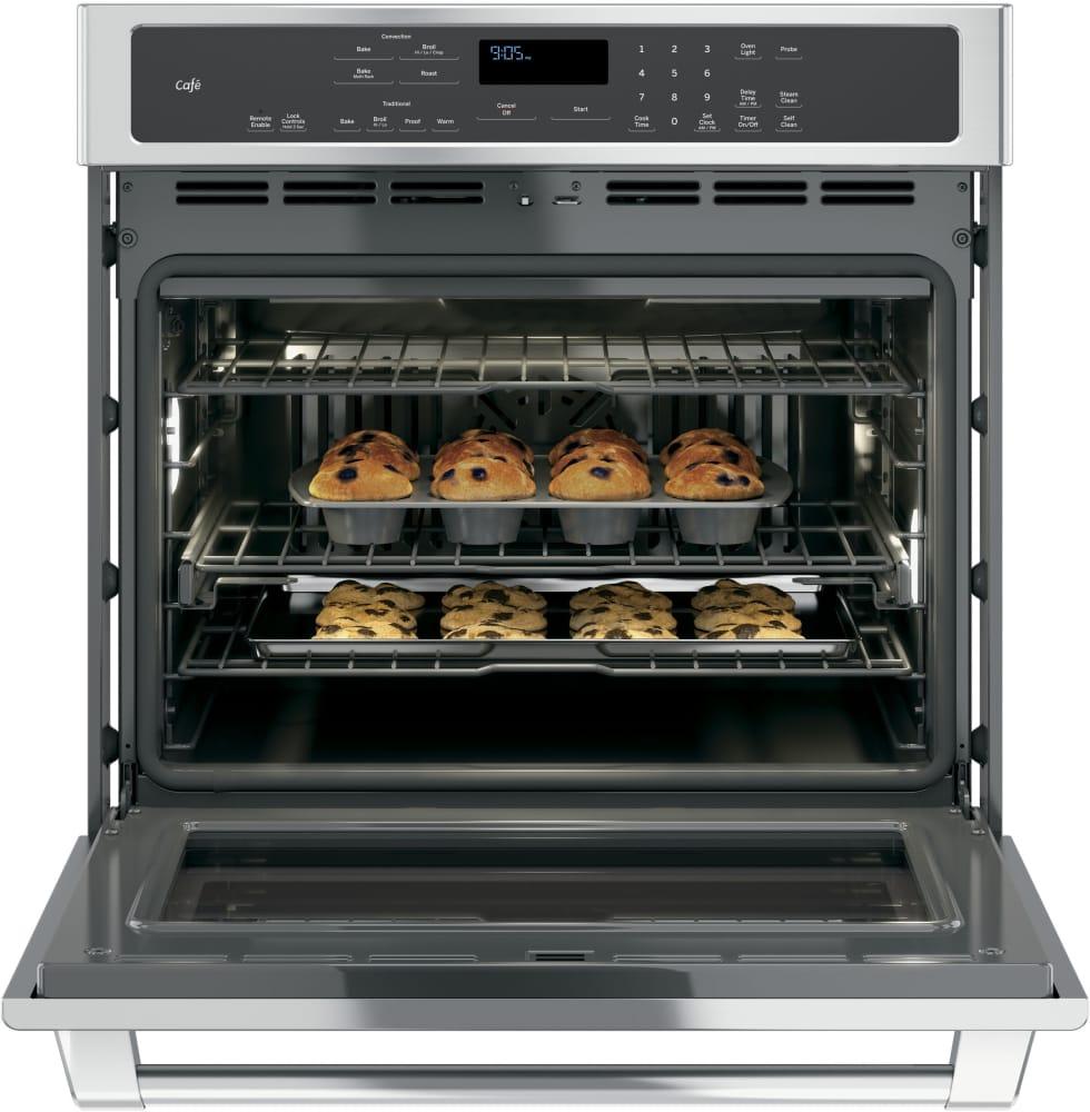 Capacity Oven