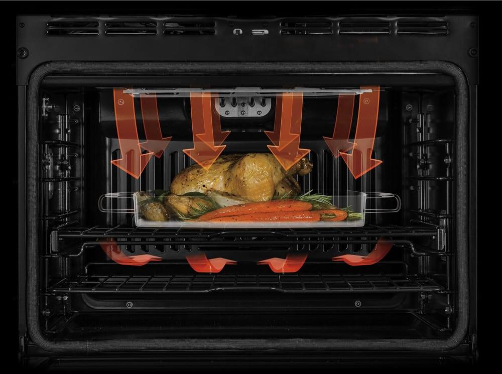 Make eggs toaster oven