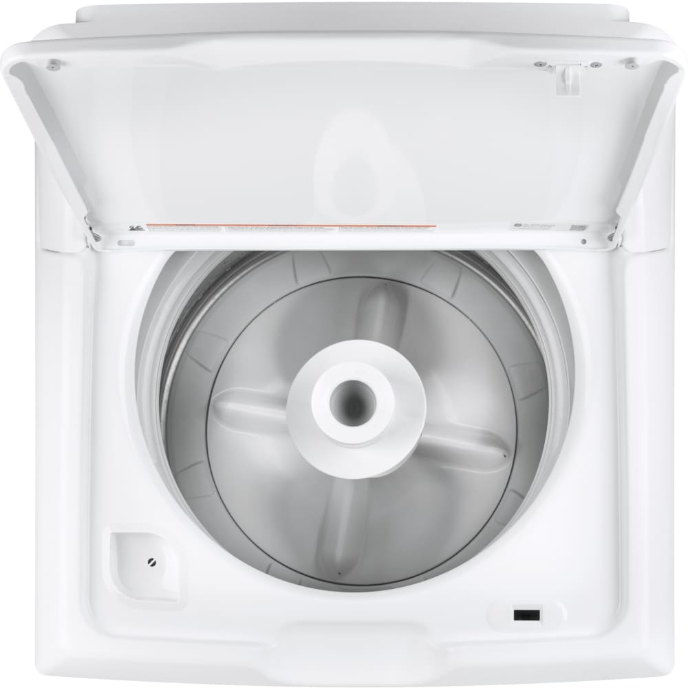 The best top load washer with agitator - Top Load Washer From Ge Ge Gtw330askww Rear Controls Ge Gtw330askww Interior View Ge Gtw330askww Agitator