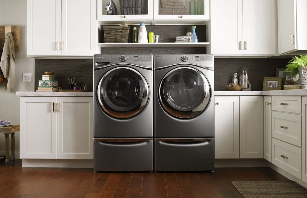 Whirlpool Wfw87hedc 27 Inch 4 2 Cu Ft Front Load Washer