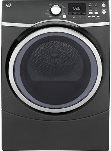 Ge Gfd45espmdg 27 Inch Electric Dryer With Steam Refresh