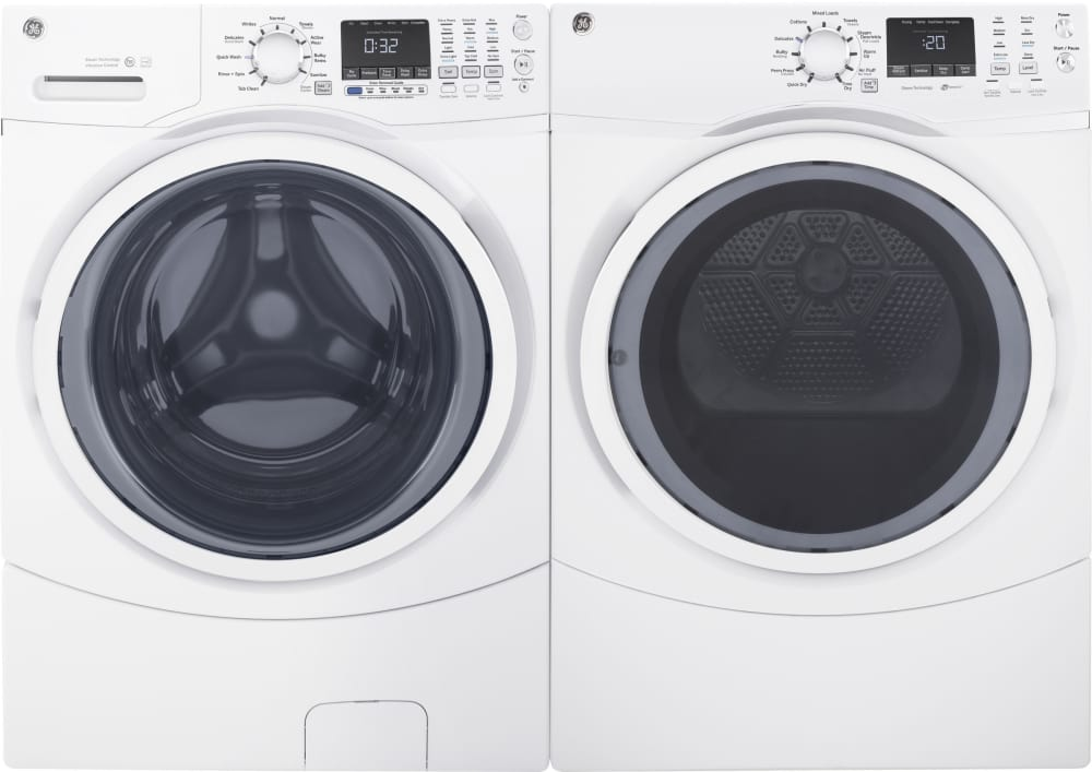 amana front load washer dryer pedestals kenmore set skww steam view with lg 43 cu ft loading combo reviews