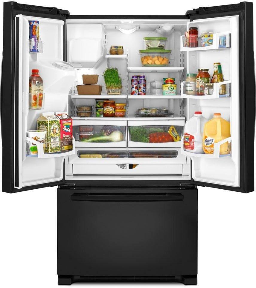 Whirlpool Gi0fsaxvy 36 Inch Counter Depth French Door Refrigerator