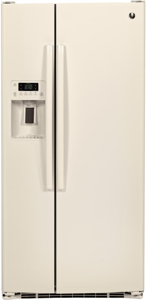 GE GSE23GGKCC   GE 33 Inch Side By Side Refrigerator With 23.2 Cu.