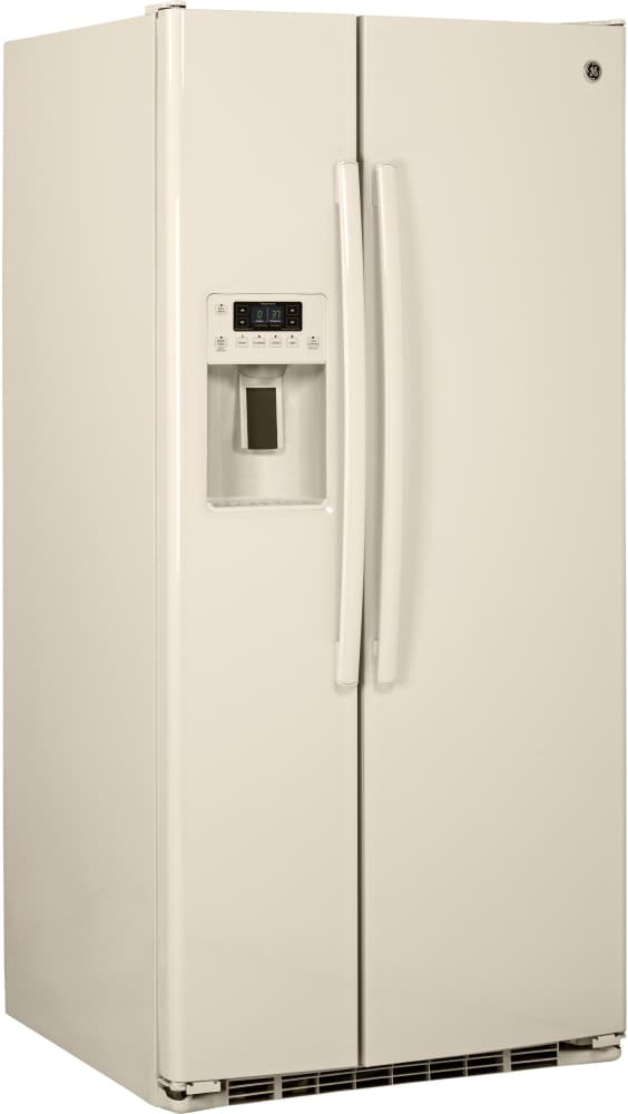 Ge Gse23ggkcc 33 Inch Side By Refrigerator With 23 2 Cu