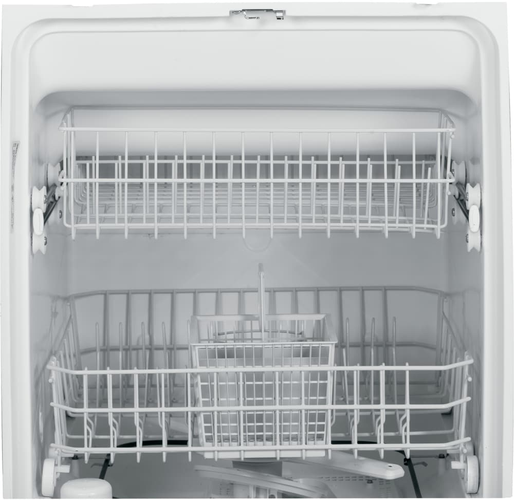 Ge Gsm2200v Full Console Under The Sink Dishwasher With