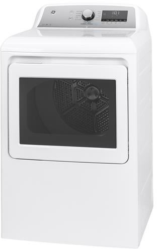 Ge Gtd84gcsnws 27 Inch Gas Smart Dryer With Wi Fi 7 4 Cu