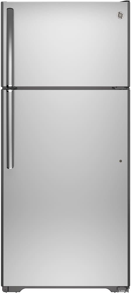 Ge Gte16gshss Top Freezer Refrigerator From