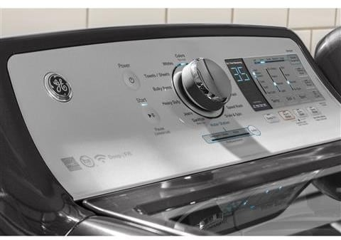 East Coast Auto >> GE GTW750CPLDG 27 Inch Smart Top Load Washer with Wifi ...