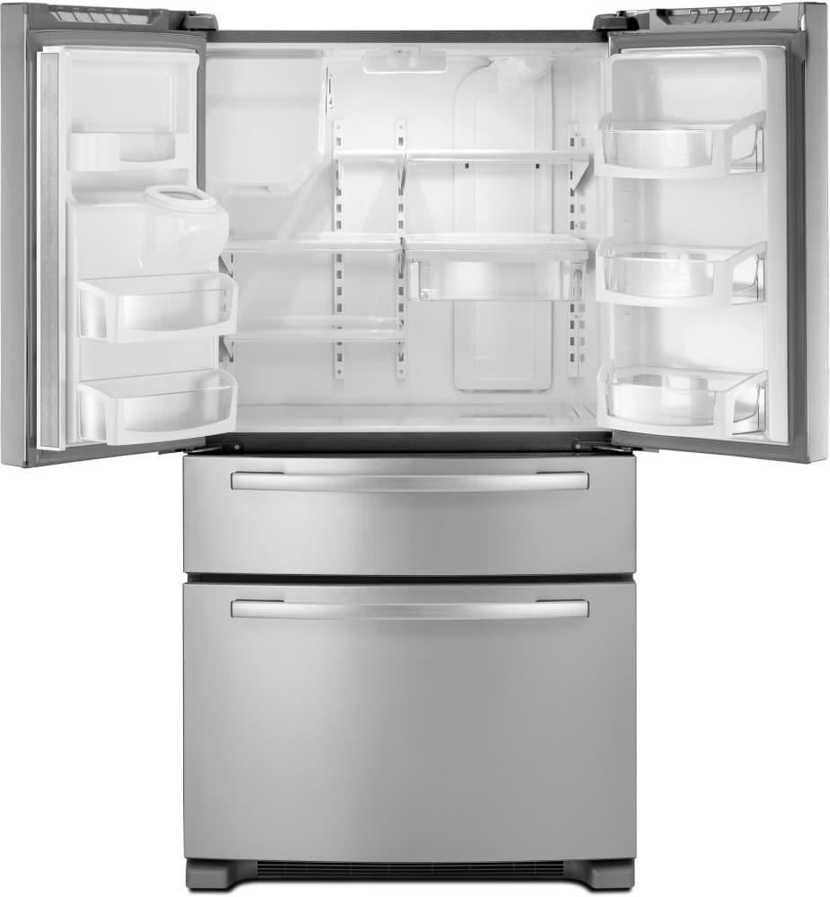 Whirlpool Gz25fsrxyy 25 Cu Ft French Door Refrigerator