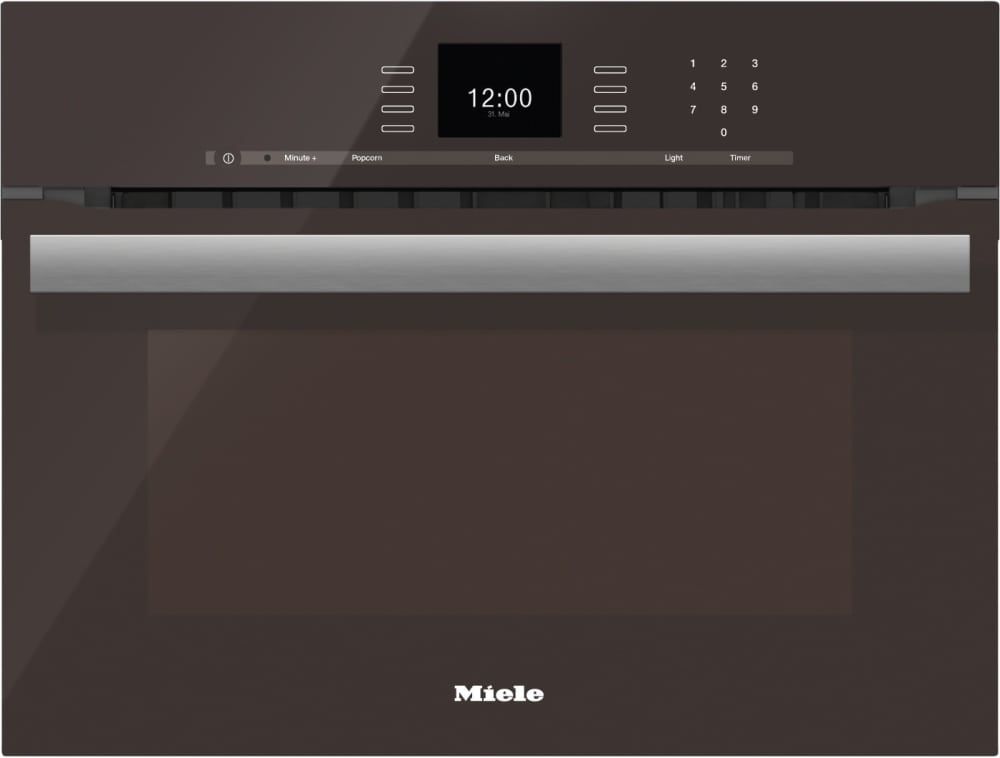 Miele H6600bmx 24 Inch Single Electric Speed Oven With