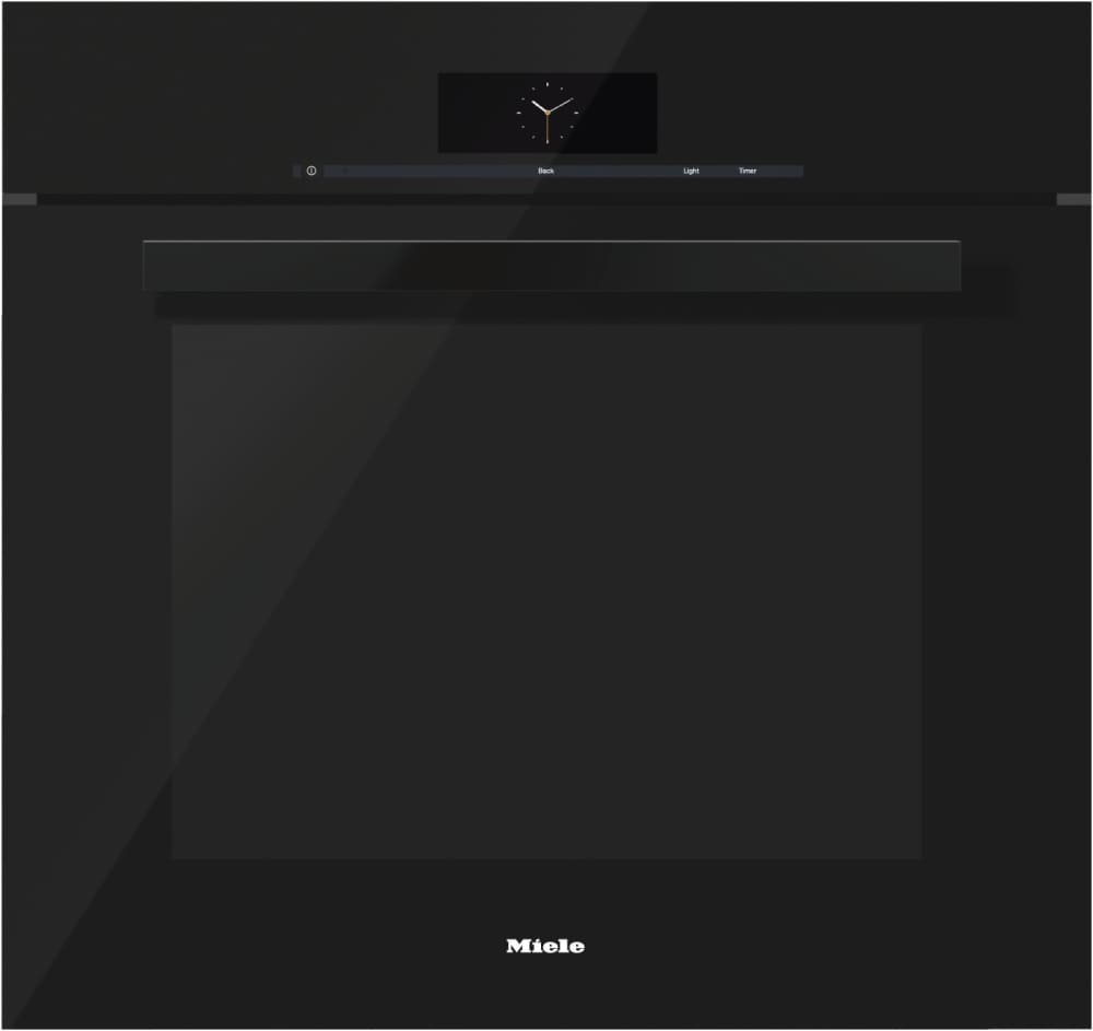 Miele H6880bpobsw 30 Inch Single Electric Oven With 4 6 Cu
