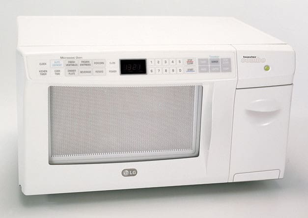 Lg Ltm9000b 0 9 Cu Ft Combination Microwave Oven And