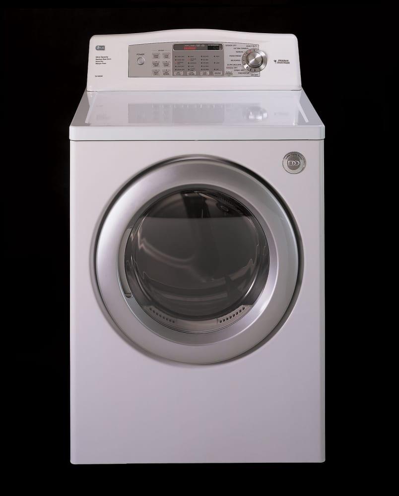 Lg Dle5932w 7 3 Cu Ft Xl Electric Dryer W 9 Drying