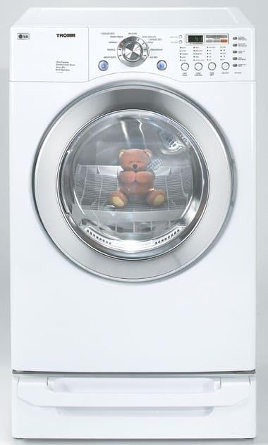 Lg Dlg5988w Main Drying Rack In Dryer