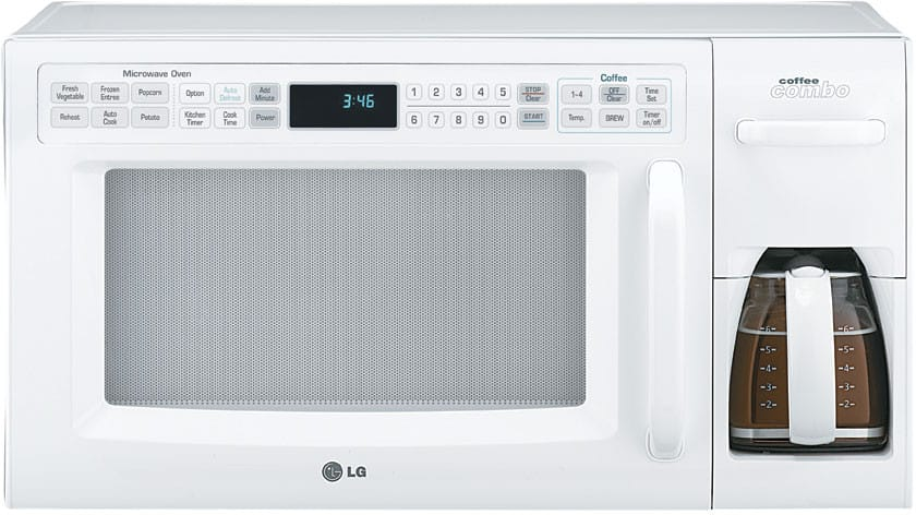 Lg Lcrm1240sb 1 2 Cu Ft Countertop Combination Microwave