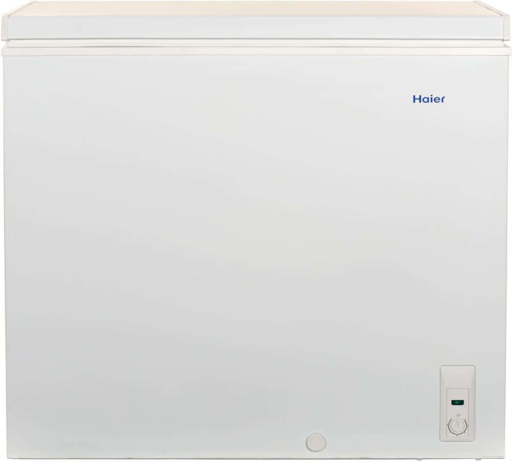 Haier Hf71cm33nw 37 Inch Chest Freezer