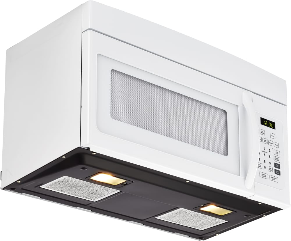 Haier Hmv1640ahw Over The Range Microwave In White From