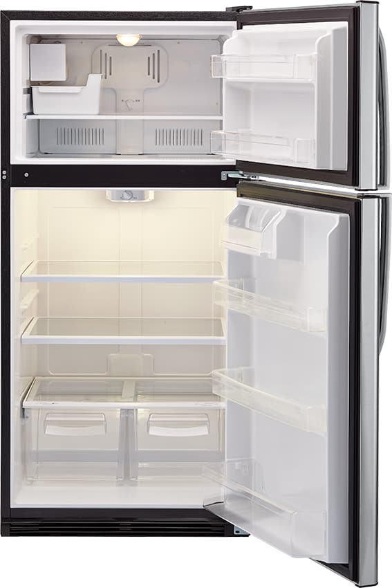 Haier Hrt21f1aps 31 Inch Top Freezer Refrigerator With 20