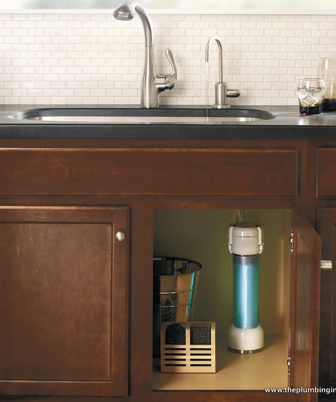 Hansgrohe 04300800 Single Lever Beverage Faucet with 4 Inch Reach ...