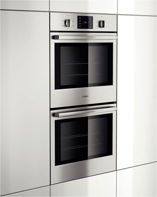 Bosch Kitchen: Bosch HBL5551UC 30 Inch Double Electric Wall Oven With 9.2