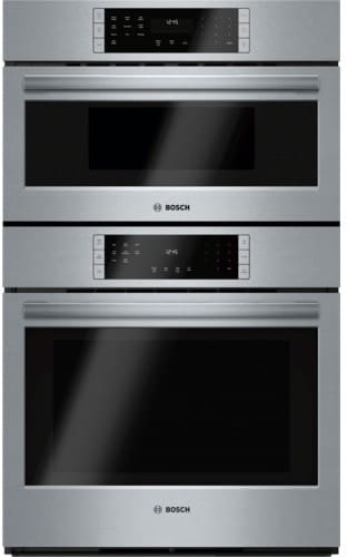 Bosch Hbl8752uc 30 Inch Speed Combination Wall Oven With 4
