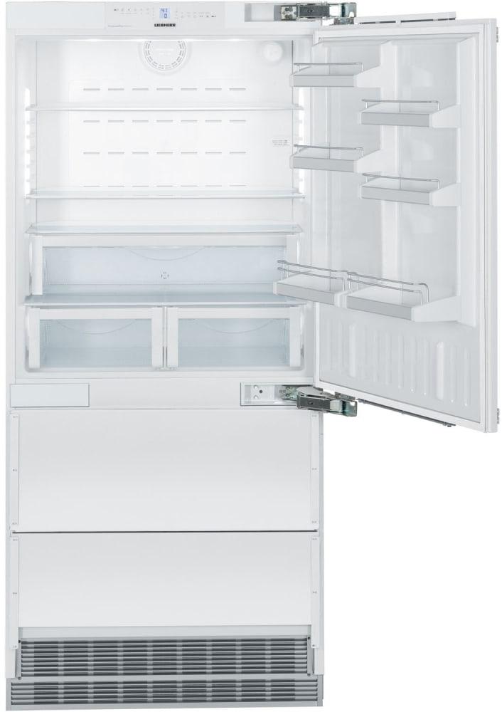 Liebherr Hc2060 36 Inch Fully Integrated Bottom Freezer