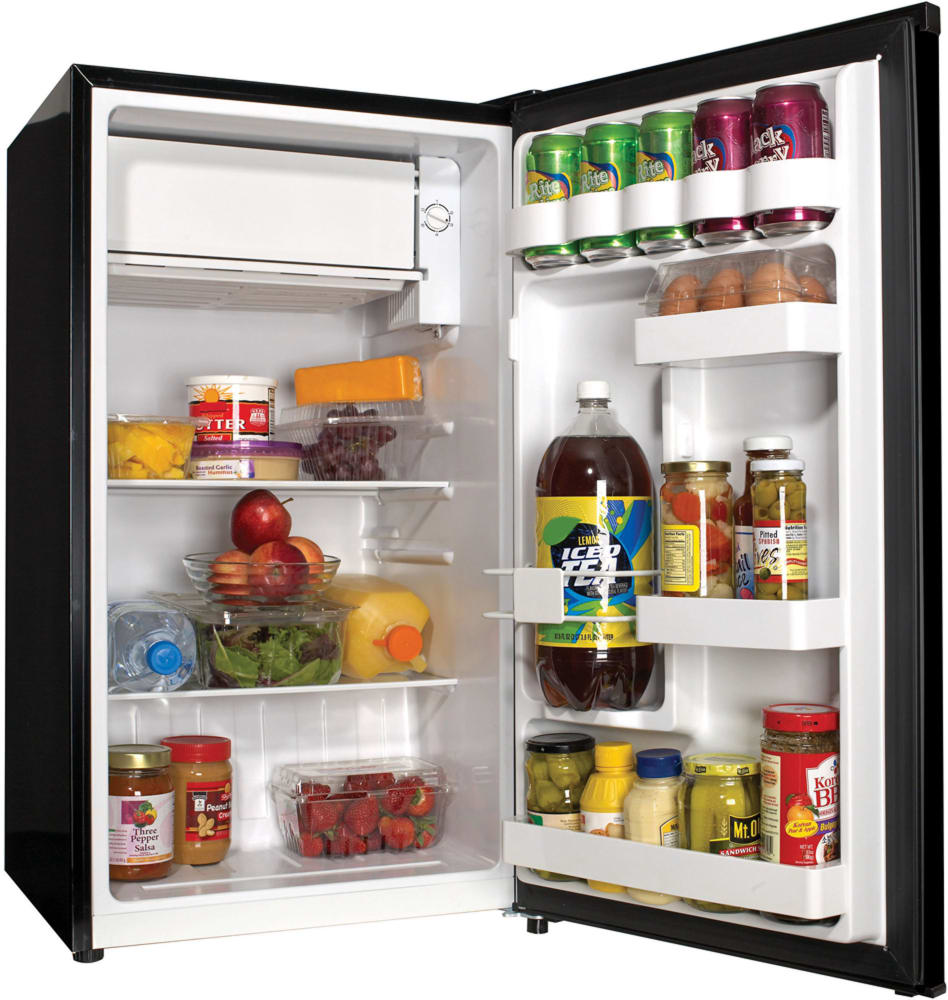 Haier Hc33sw20rb 3 3 Cu Ft Compact Refrigerator With
