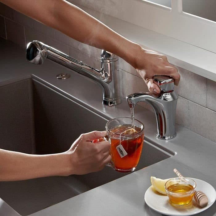 Merveilleux ... InSinkErator Invite Series HCLASSICSS   Easy Grip Handle To Dispense  Instant Near Boiling 200 ...