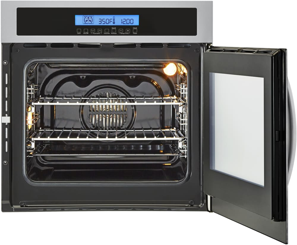 Haier Hcw225raes 24 Inch Wall Oven With European
