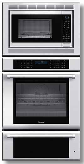 Thermador Memcw301ep 30 Inch Triple Combination Wall Oven