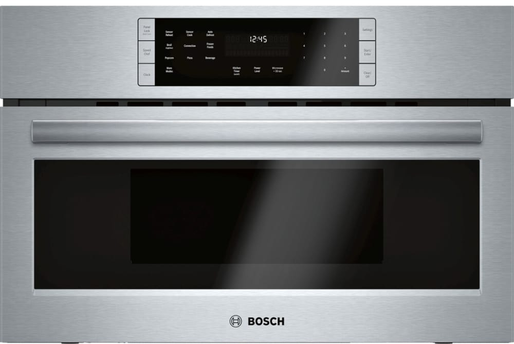 Bosch Hmc87152uc 27 Inch Speed Oven With Convection Sensor Cook