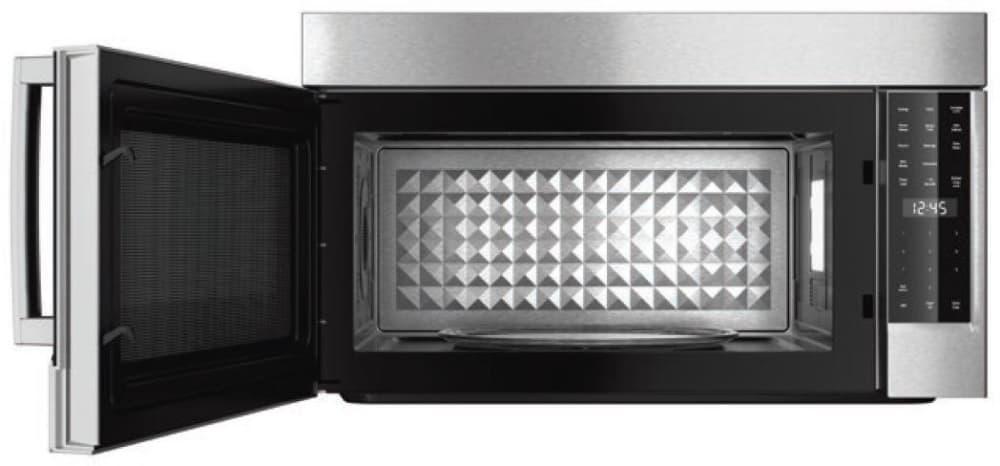 Bosch Hmv8053u 1 8 Cu Ft Over The Range Microwave Oven