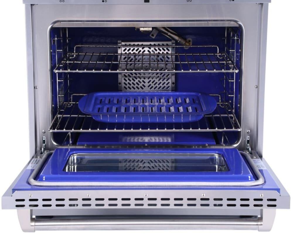 Thor Kitchen Hrg3080u 30 Inch Freestanding Gas Range With