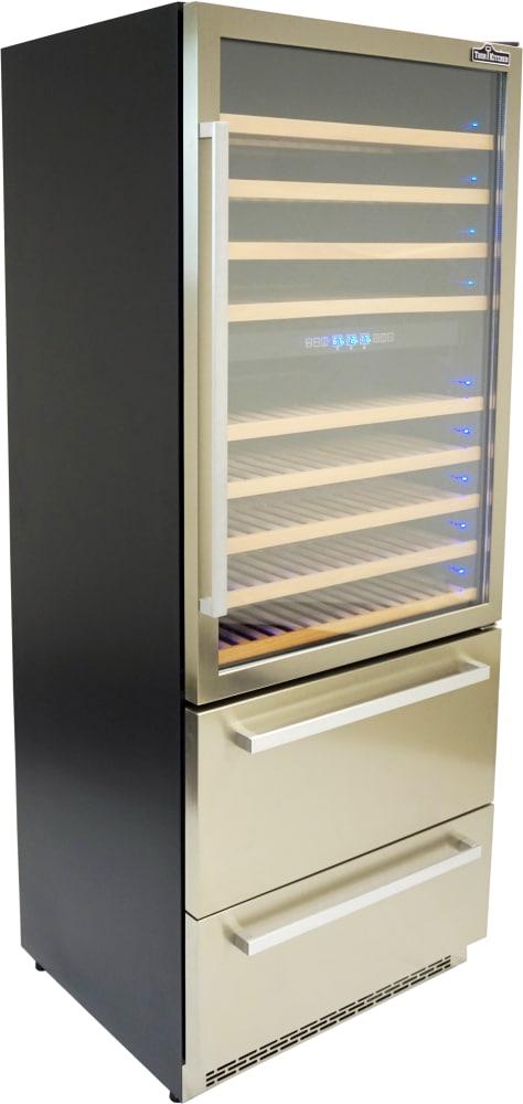 Thor Kitchen Hwc2404u 30 Inch Built In Freestanding Wine