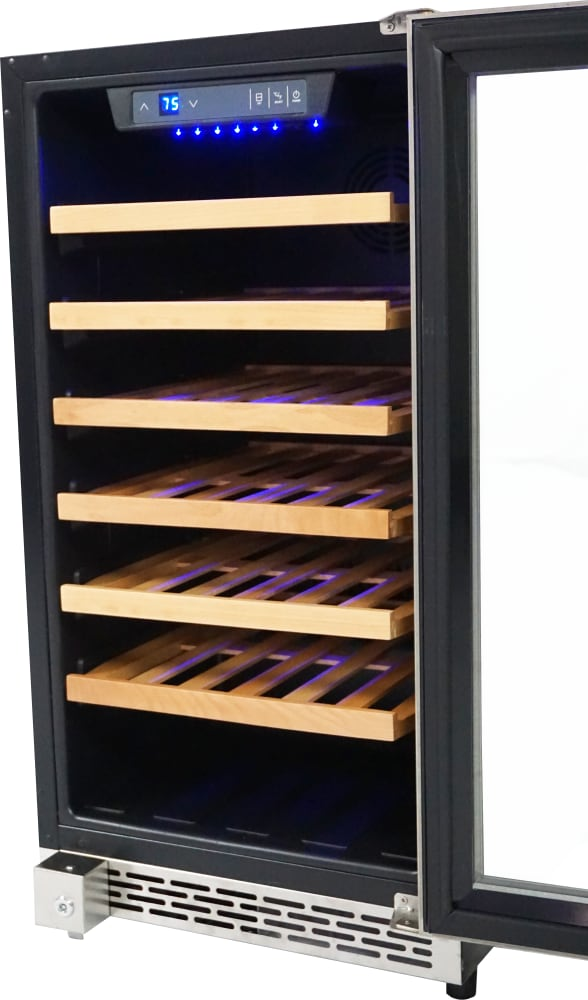 Thor Kitchen Hwc2405u 18 Inch Built In Freestanding Wine