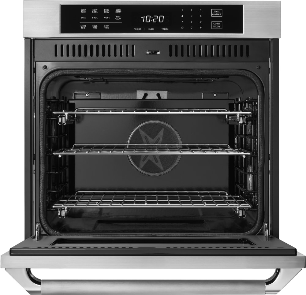 Dacor Hwo127es 27 Inch Single Wall Oven With 4 5 Cu Ft