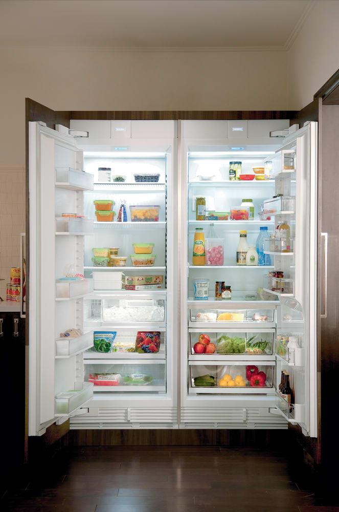 Sub Zero Ic30ridrh Shown With Matching Freezer Column