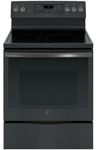 Ge Jb750fjds 30 Inch Freestanding Electric Range With True
