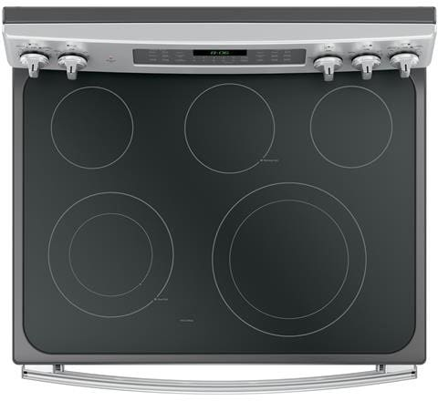 Ge Jb860sjss 30 Inch Freestanding Double Oven Electric