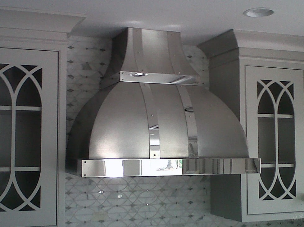 Stainless Steel Exhaust Hoods ~ Vent a hood jch b ss wall mount custom with magic