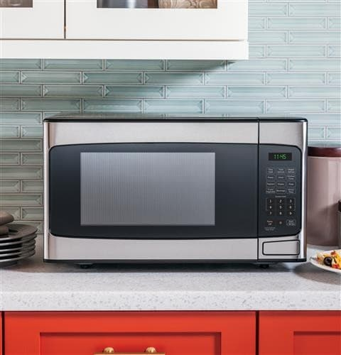 Ge Jes1145shss 20 Inch Countertop Microwave Oven With 950